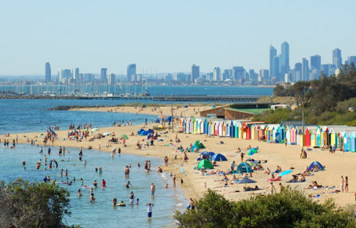Melbourne & Suburbs beaches