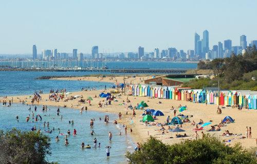 Carrum Dog Beach