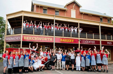Beechworth Bakery