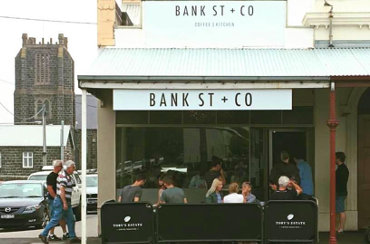 Bank St + Co