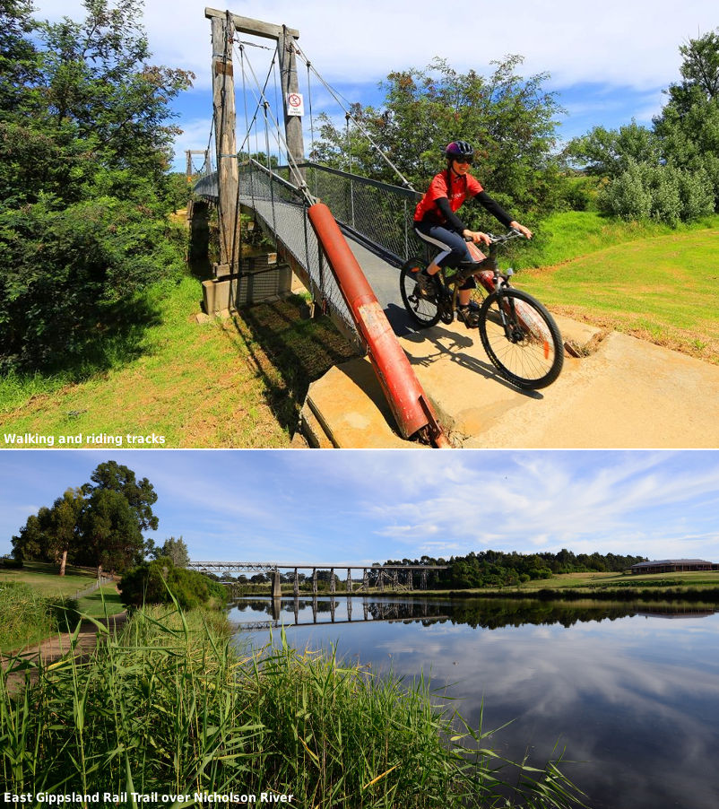 NRMA Bairnsdale Riverside Holiday Park - Local area