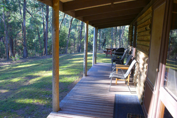 Parkvale Holiday Cabins, Granite Rock