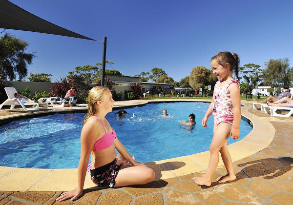 NRMA Eastern Beach Holiday Park, Lakes Entrance