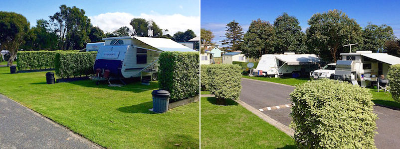 Marlo Caravan Park & Motel - Sites