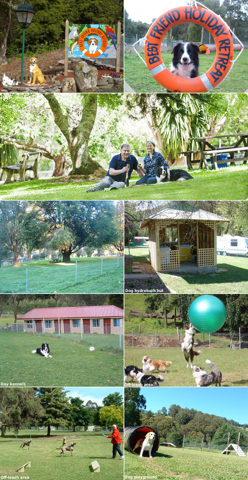 Best Friend Holiday Retreat - Grounds and facilities