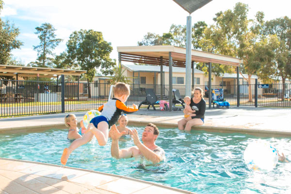 BIG4 Bendigo Marong Holiday Park, Marong