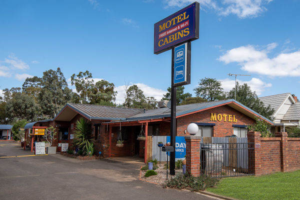 Golden Country Motel & Caravan Park, Maryborough