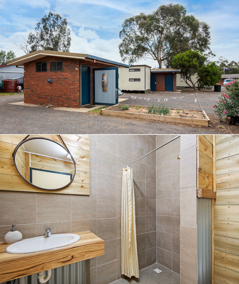 Golden Country Motel & Caravan Park - Ensuite sites