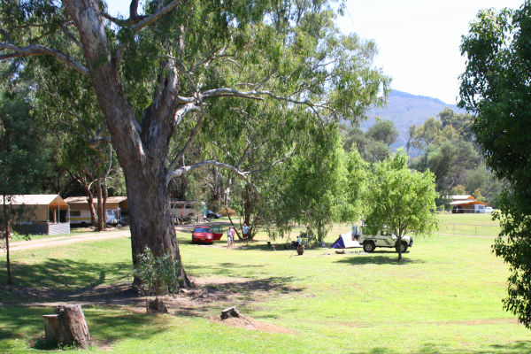 Molesworth Recreation Reserve & Caravan Park, Molesworth