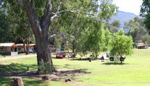 Molesworth Recreation Reserve & Caravan Park