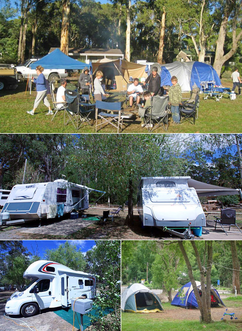 Jubilee Lake Holiday Park - Sites