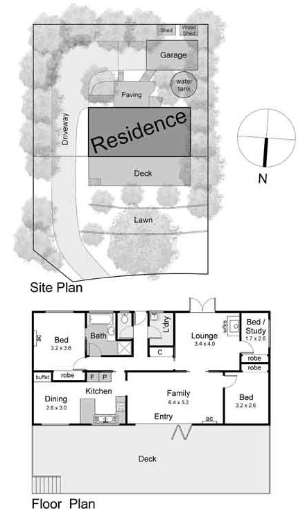 Cloud Nine - Floor plan