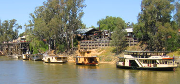 Murray River region